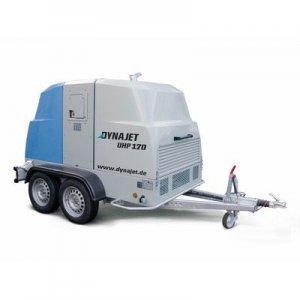 جت ماشین ۱۰۰۰ بار مدل Dynajet UHP 170 1000 mobil