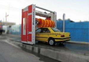 کارواش دروازه ای فول اتومات- TOZMER