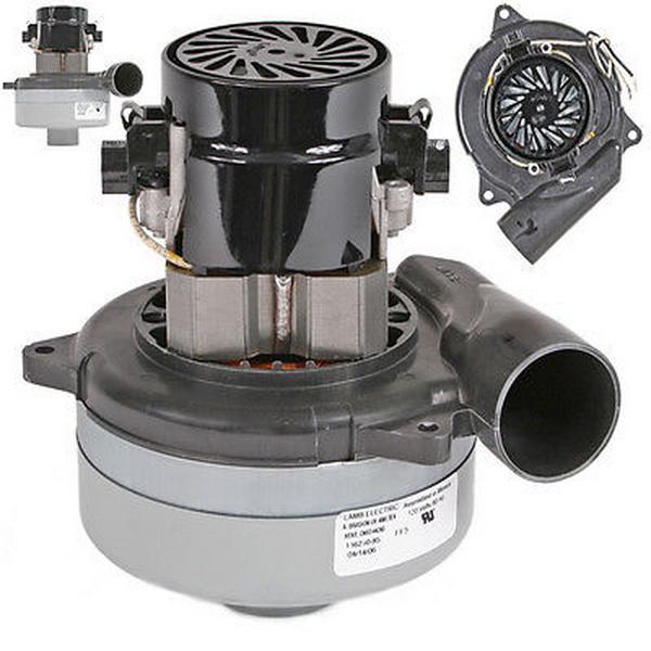 موتور وکیوم AMETEC مدل اگزوز دار دو پروانه