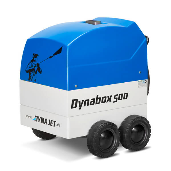 جت ماشین مدل DYNABOX 500