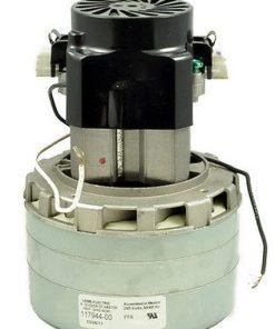 موتور وکیوم۳۶ ولت DC بدون اگزوز مدل سه پروانه