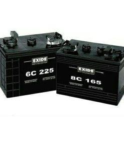 باتری اسکرابر -(6 ولت 225 آمپر)