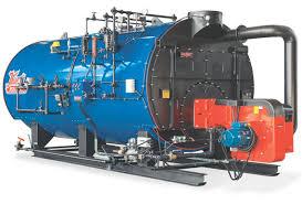 دیگ بخار 4000 لیتری(2000 کیلوگرم بخار)-goldsteam