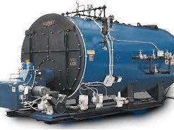 دیگ بخار 2500 لیتری(1000 کیلوگرم بخار)-goldsteam