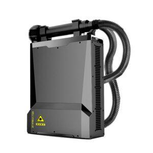 دستگاه زنگ زدایی کوله پشتی لیزری - 100W
