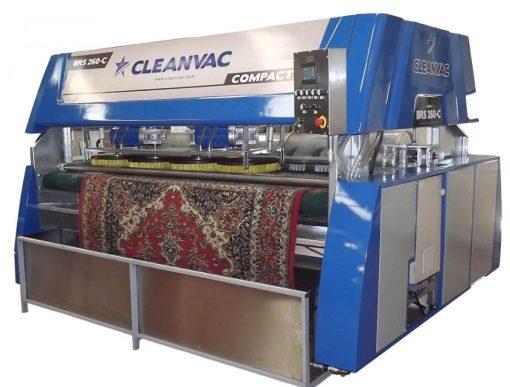 ستگاه قالیشویی تمام اتومات مدل-BRS-320F