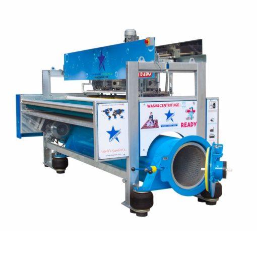 دستگاه قالیشویی کامل مدل combi 320-b