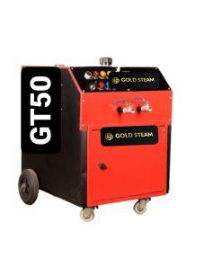 کارواش بخار صنعتی -GOLD STEAM GT50