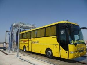 اتوبوس شوی مکانیزه